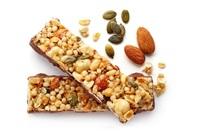 High-protein granola bar