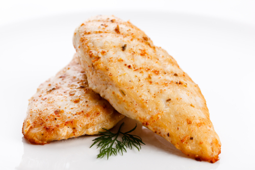 Simple chicken breast